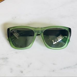{Ray-Ban} Retired RB4194 6030 Sunglasses